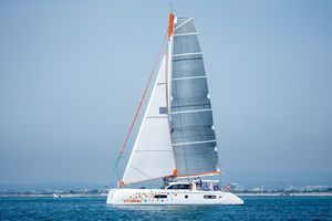 New Outremer 51: a blue water Catamaran reference
