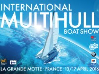 International Multihull Boat Show 2016: more than 60 multi on display !