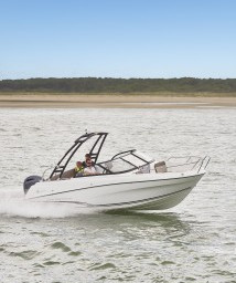 Cap Camarat 6.5 Bow Rider: the outboard for all lifestyles
