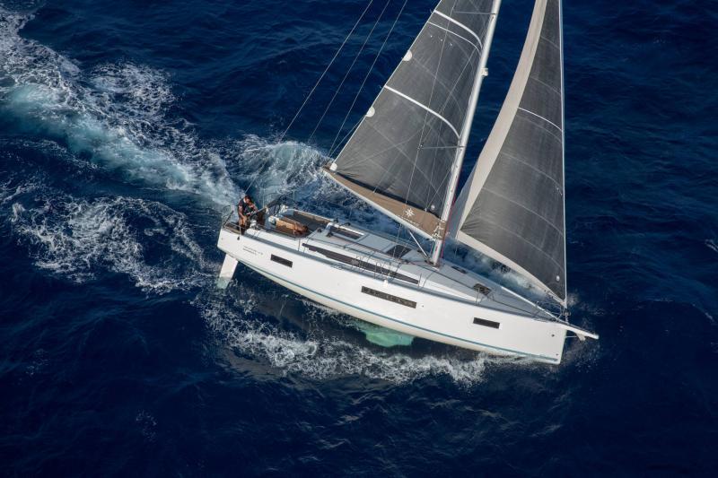 Sun Odyssey 410 Lifting Keel