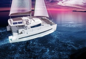 BALI 4.0 Lounge: a new dimension in the world sailing
