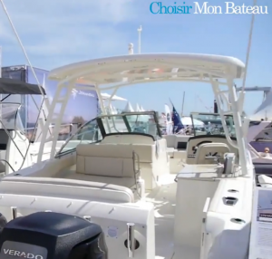 Boston Whaler 270 Dauntless#1