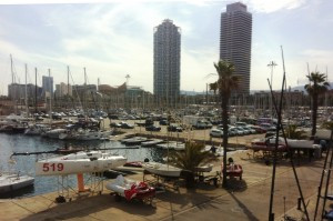 A marina berth in Barcelona is waiting for your boat!