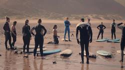 Surf Coaching at Legzira Sidi Ifni