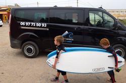 Marrakech Surf & Snow Surfer kids