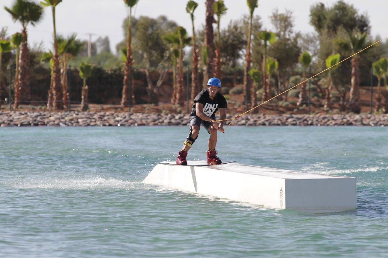 Cable Wakeboarding Marrakech