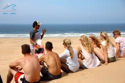 Trips to the Sahara & Sand Boardin