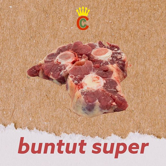 Buntut Super / Oxtail Ring