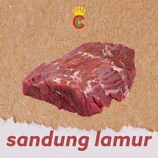 Sandung lamur / Brisket