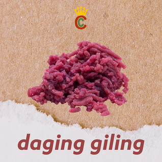 Daging giling paha