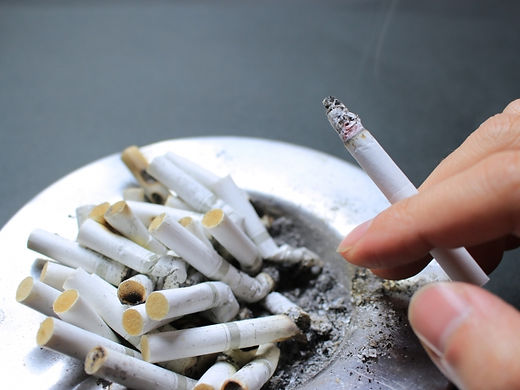 煙に消える○百万円