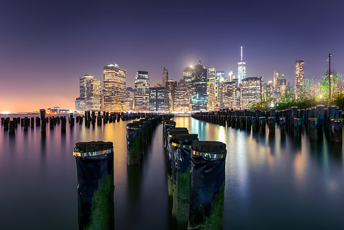 Colors of Lower Manhattan