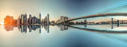 Bridges to Manhattan