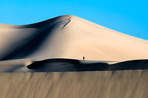 A fine day to photograph a Dune
