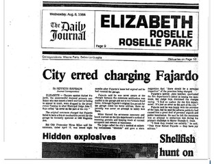 From the Archives: City Erred Charging Fajardo