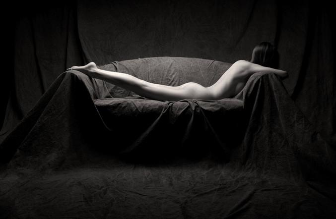 Woman on Sofa (3/20)