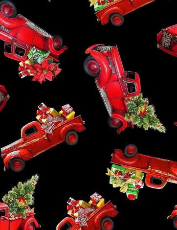Red Truck Xmas