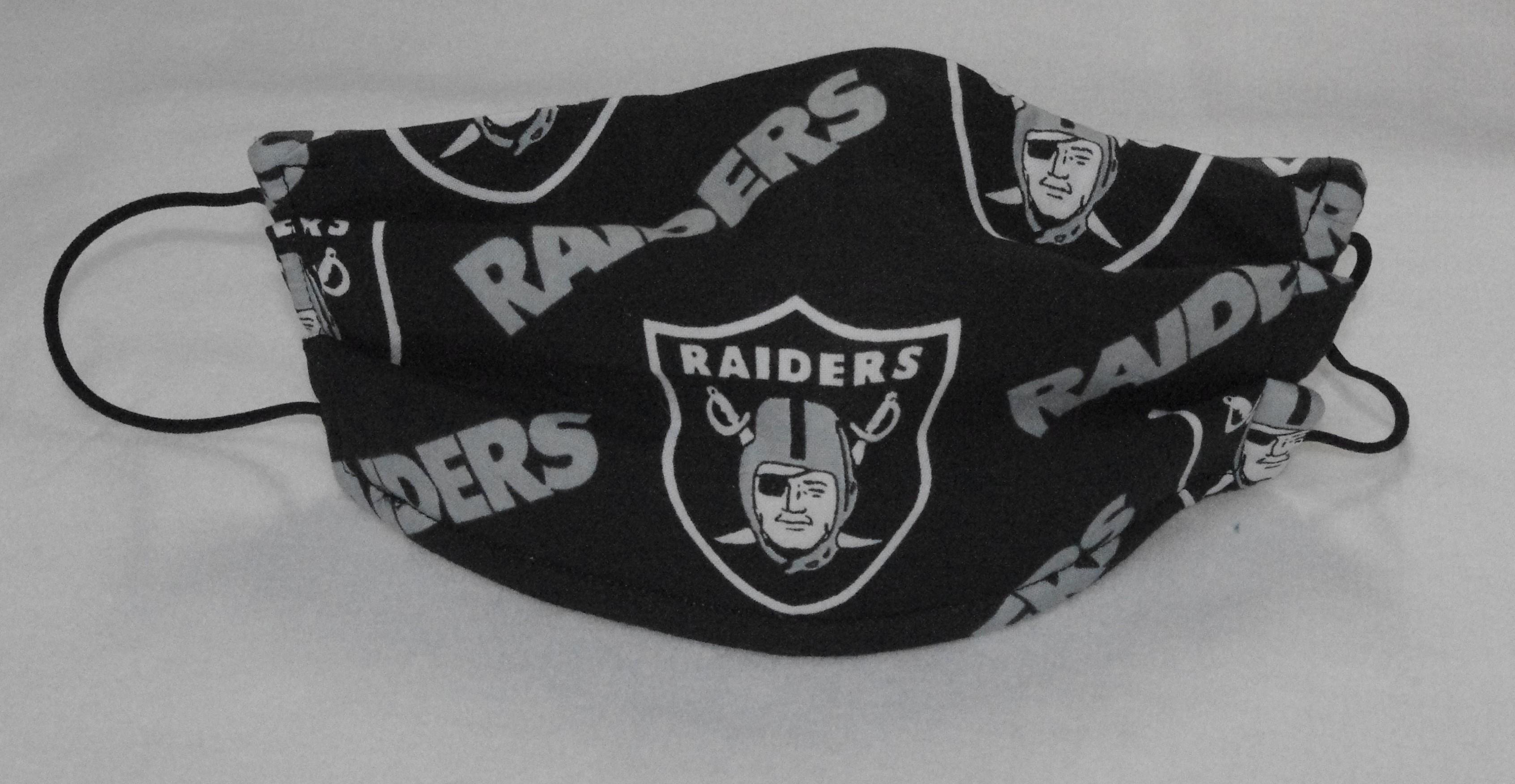 Raiders mask