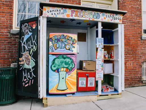 14 FREE Community Refrigerators Around Philadelphia