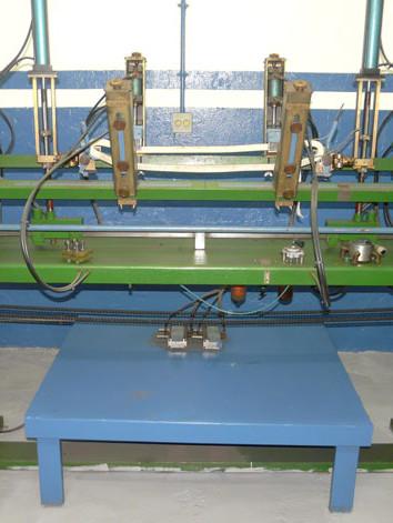 Máquina de formatar bobina de alta tensão
