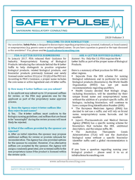 SafetyPulse Volume 3 - Submit a 4-Letter Suffix