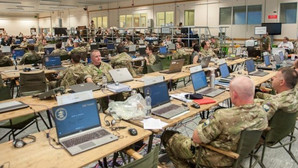 MASS Supports Major Joint Forces Training Exercise