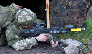 Saab wins UK contract for TES