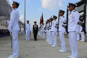 Singapore Navy commissions LMVs and opens simulation center