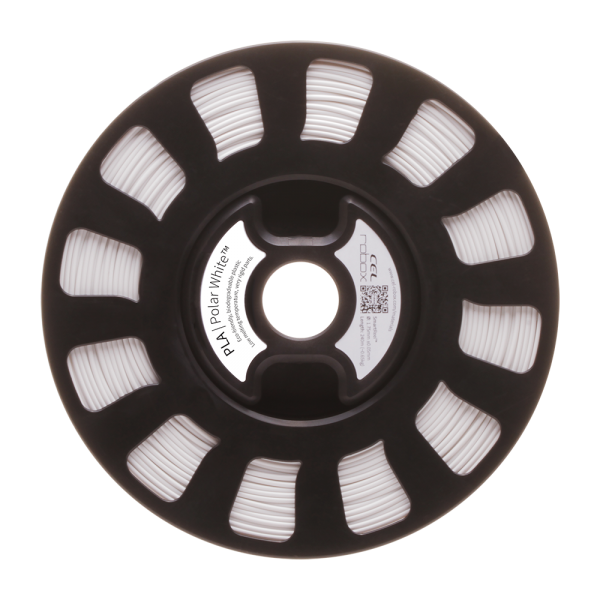 Polar White 3DF-RBX-PLA-WH170