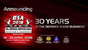 DEFENCE SERVICES ASIA (DSA) 2018