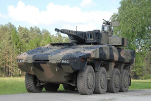 Rheinmetall wins $2.41bn contract to deliver Boxer CRVs to Australia