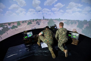 U.S. Navy to use MetaVR visuals in CAVE training system