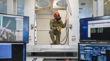 Vortex Studio Powers Bluedrop's Rescue Hoist Simulators to Save Lives and Cut Training Costs