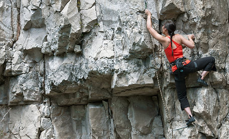 Mise à l'échelle the Rocks
