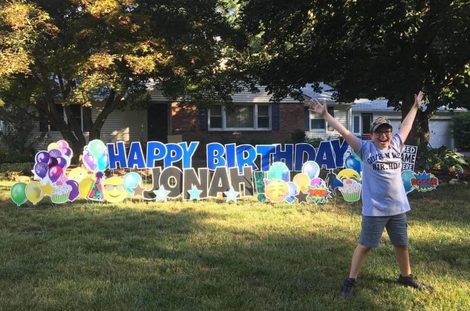 Quaran-Tween Birthday