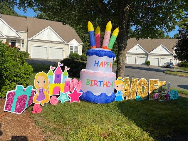Cake, Name and Flair