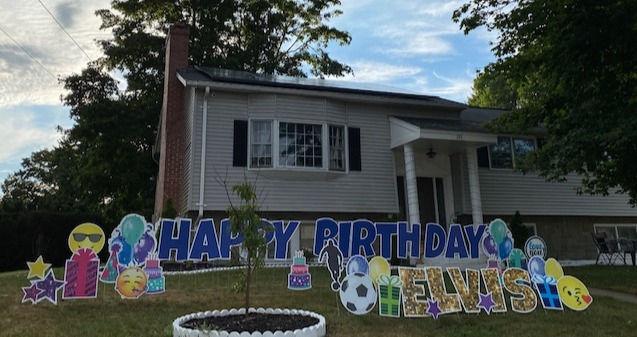 Adult Male Birthday