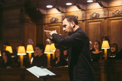Riccardo Bianchi Chorus Master