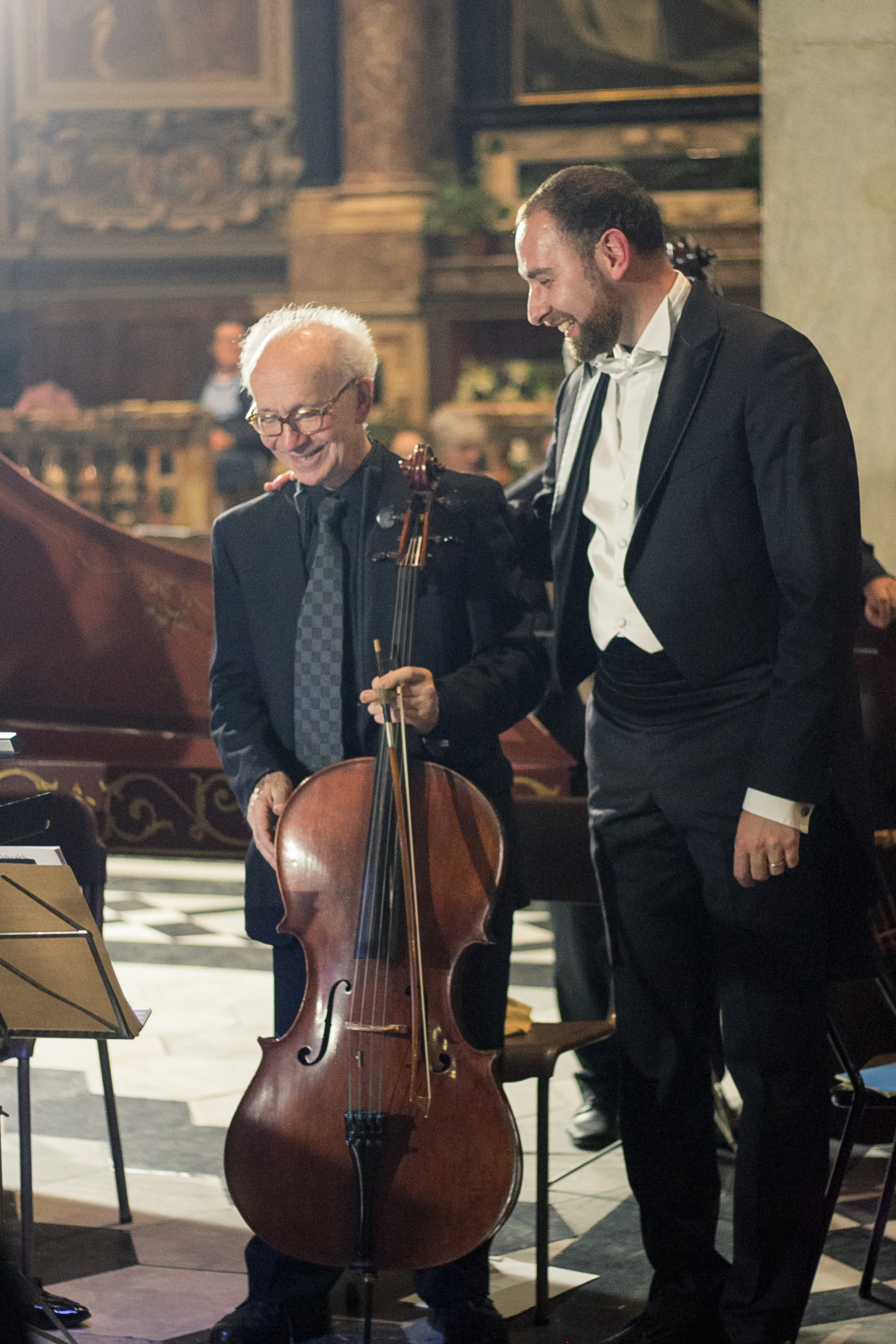 Bianchi Riccardo - Conductor