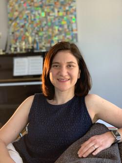 Susan Cahill Interview