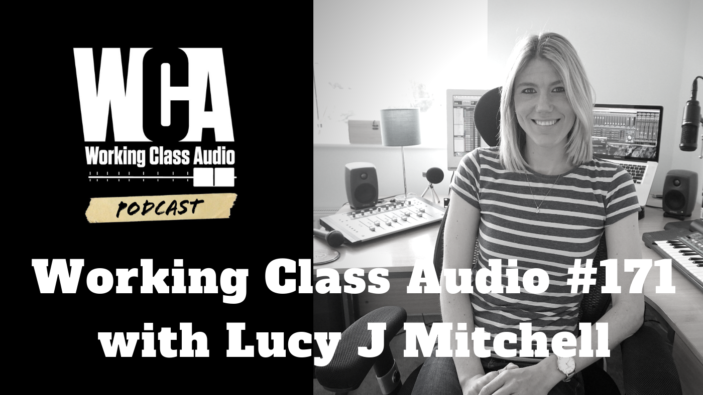 Lucy J Mitchell Interview