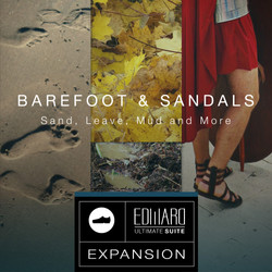 BAREFOOT & SANDALS – EUS Expansion