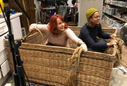 Anna Wright & Rebecca Glover Interview