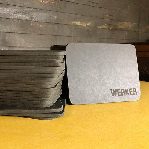 WERKER cutting board (BPA free)
