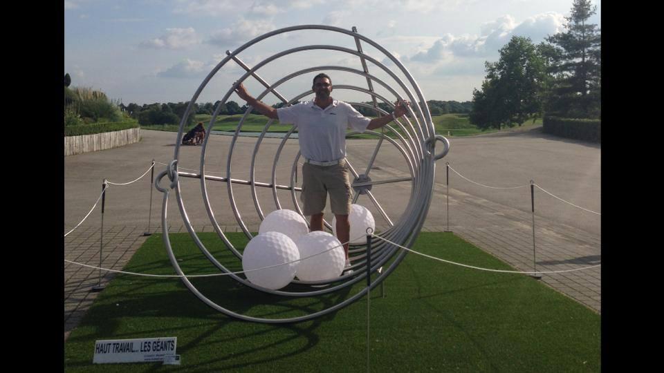 Joël - Mon Coach de Golf