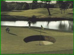 Paradis du golfeur