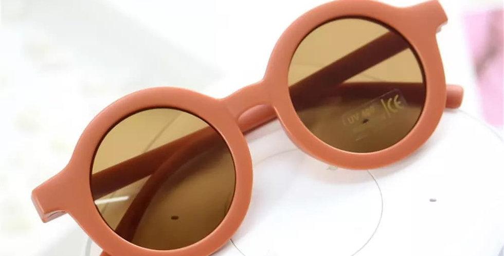 Ochelari de soare maro