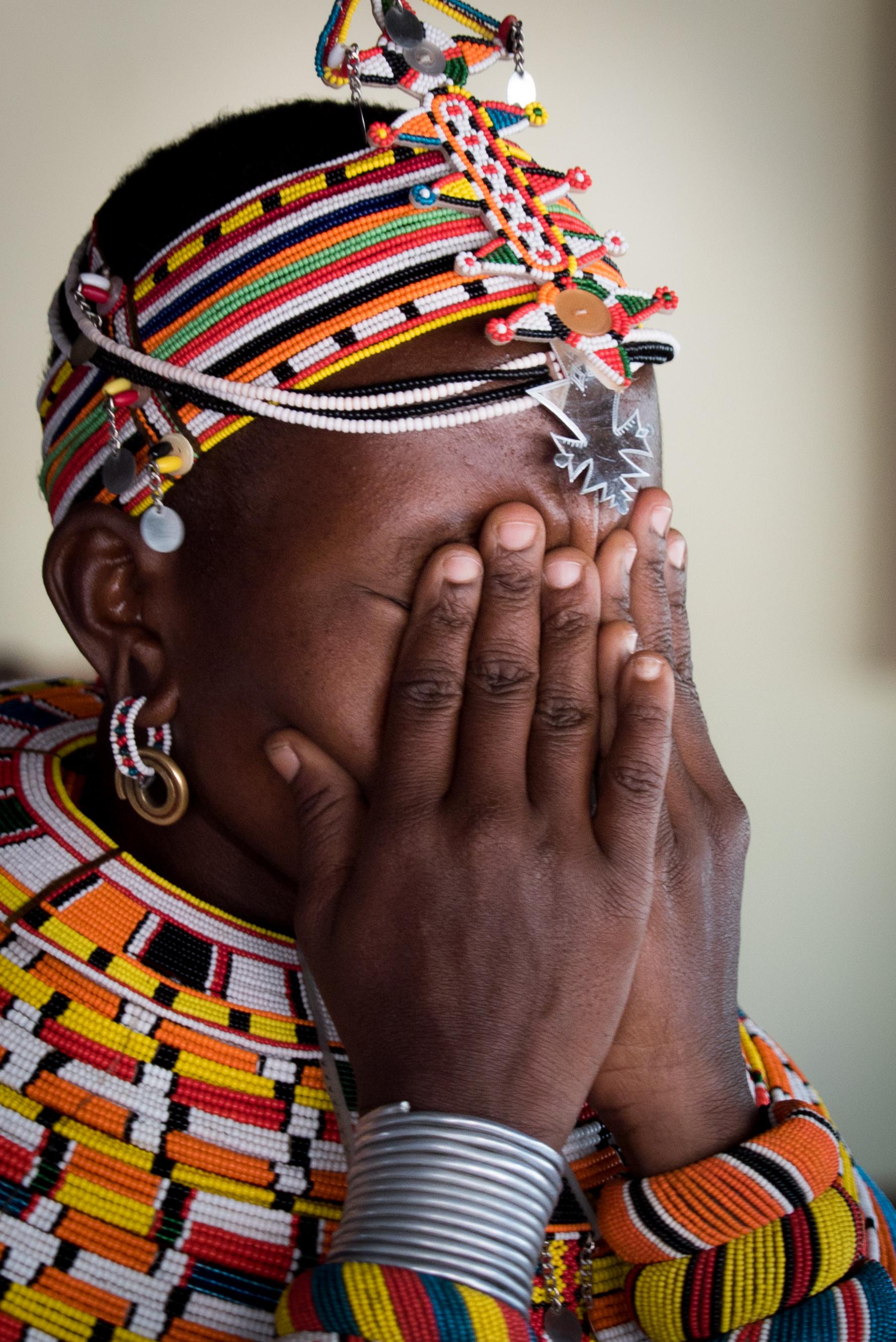 Turkana Widow
