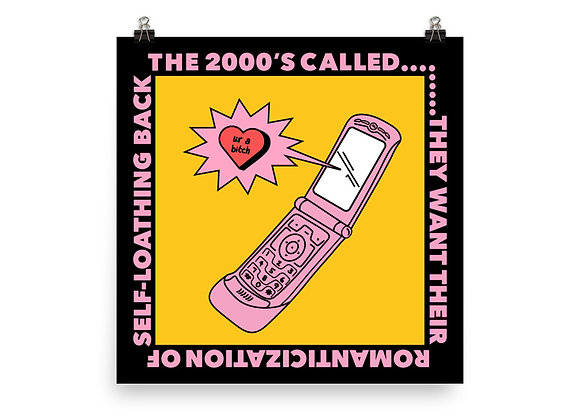 The 2000's Called