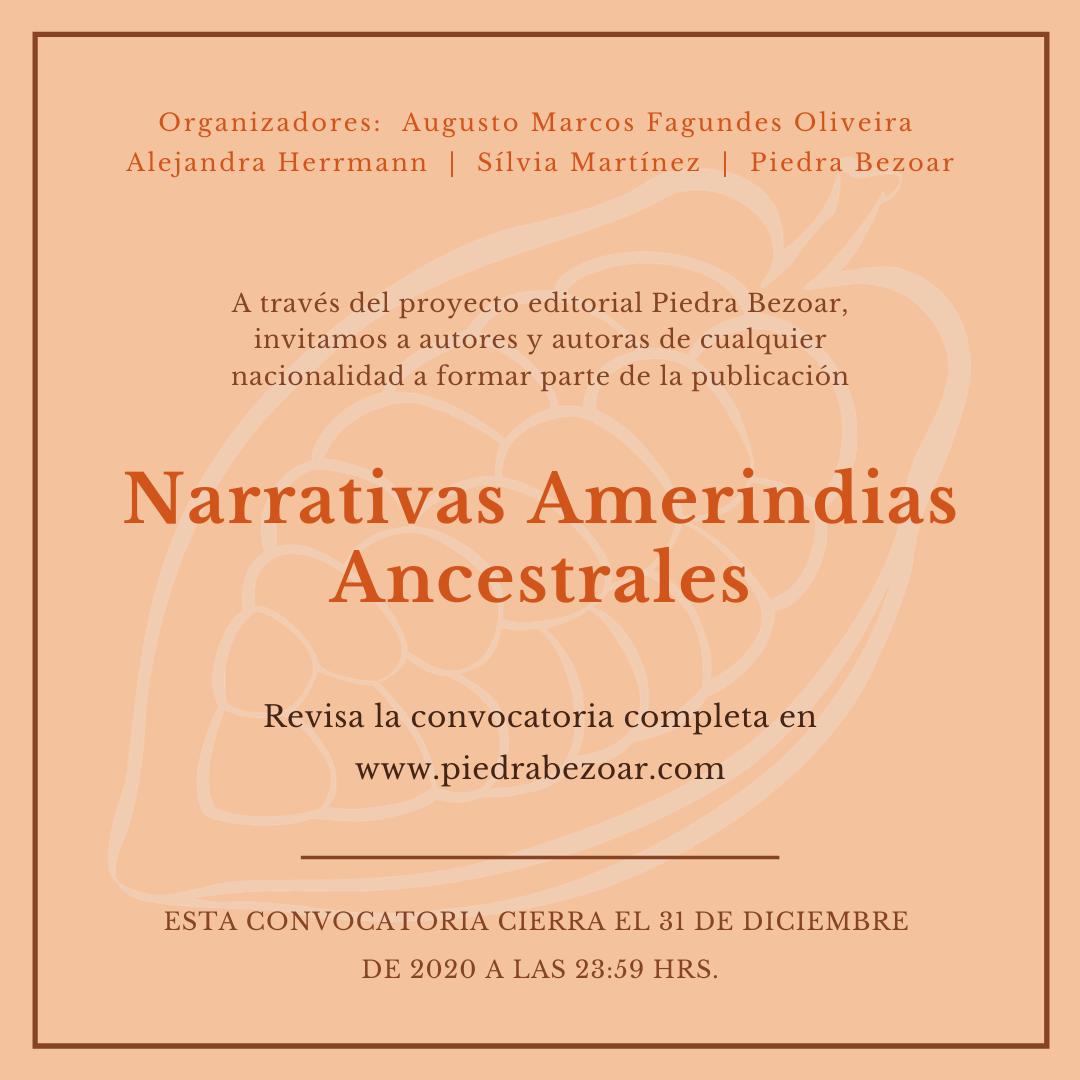 Narrativas Amerindias Ancestrales